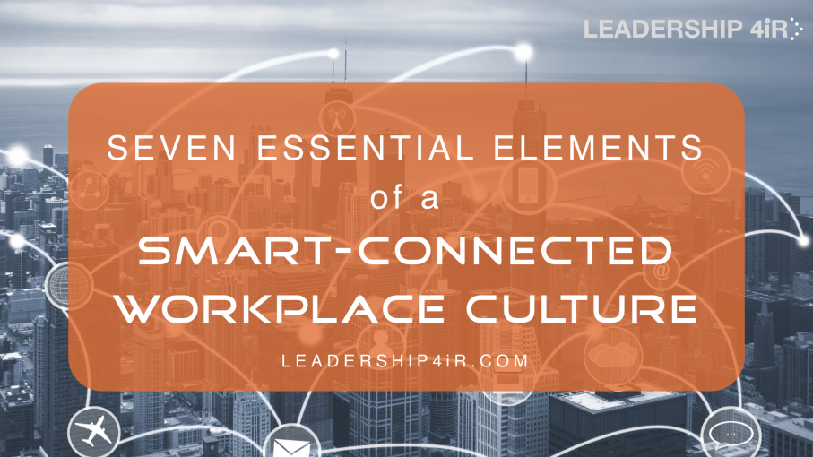 Smart-Connected Workplace Culture